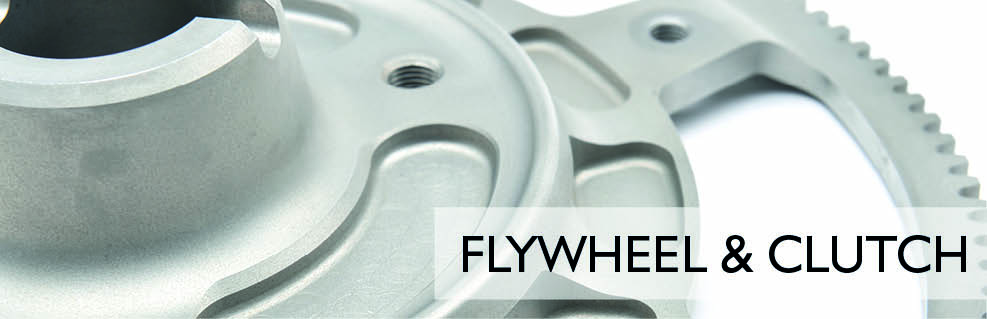 Flywheel and Clutch