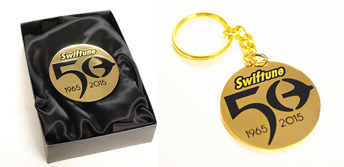 Swiftune release limited edition Swiftune 50 Merchandise