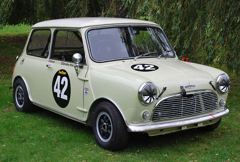 Austin Mini Cooper S - Swiftune
