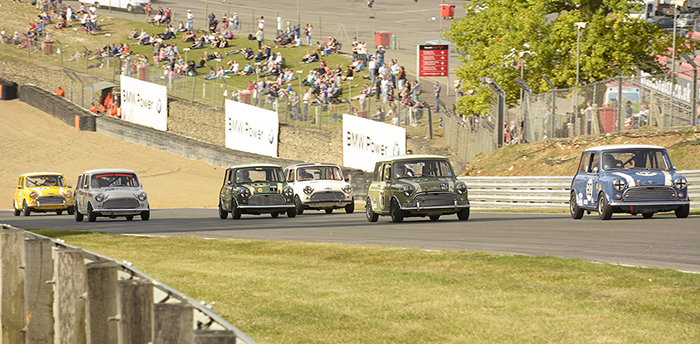 Victory for Padmore in Sanwa Trophy Mini Endurance Race