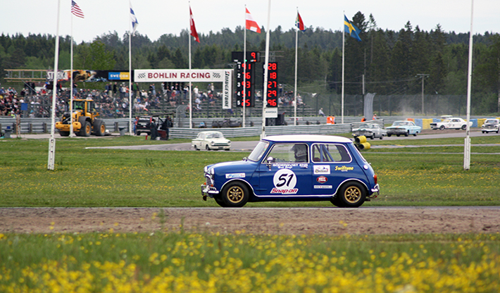 Second place for Nick Swift and team Soderqvist at Sweden's Revival