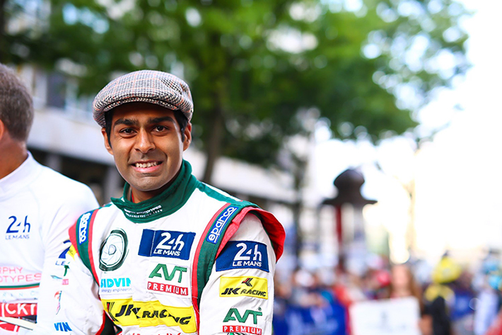 Formula 1 driver set to partner Nick at Goodwood Revival