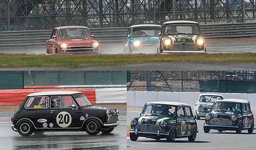 Success for Swiftune at a very damp Silverstone Classic