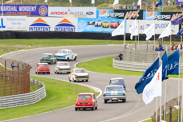 Top 6 for Swiftune at Zandvoort Historic Grand Prix