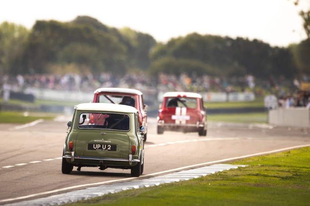 Swiftune Victories At 2018 Goodwood Revival