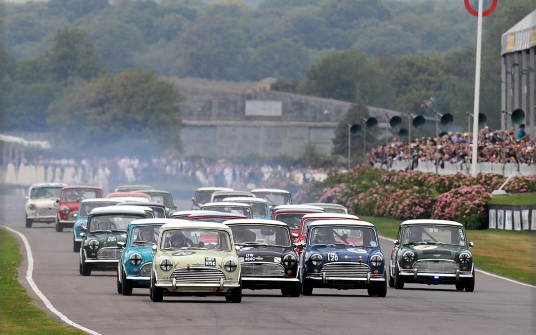 Swiftune celebrates 20 years of the Goodwood Revival