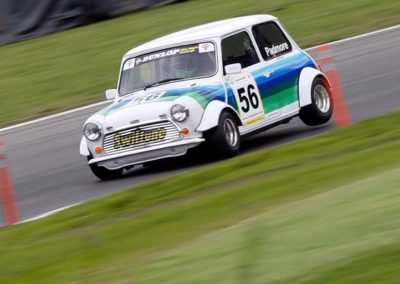 Nick Padmore Brands Hatch Mini Festival, Miglia winner
