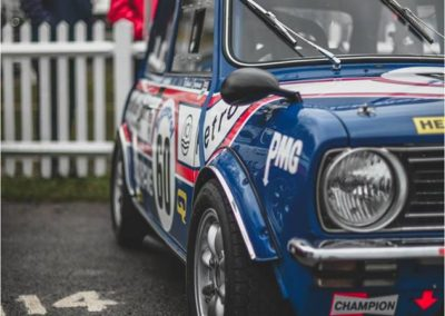 Nick Swift 1275GT Goodwood Members Meeting