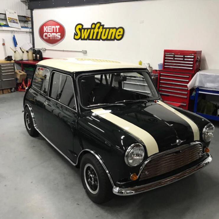 Introducing The Brand New Bmw Mini Classic Works Car Built By