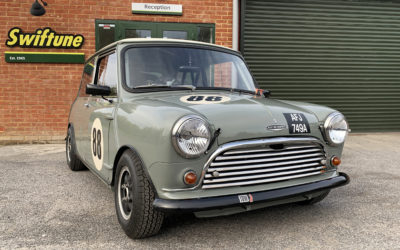 FIA Historic Race Mini